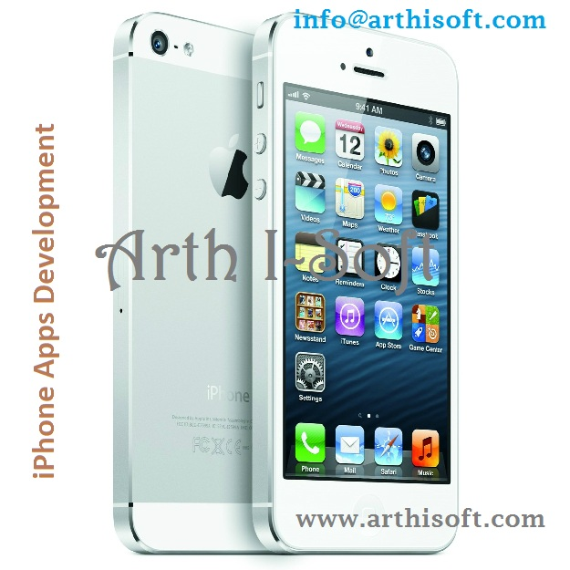 iPhone Apps Development India - iPhone Application Development Company