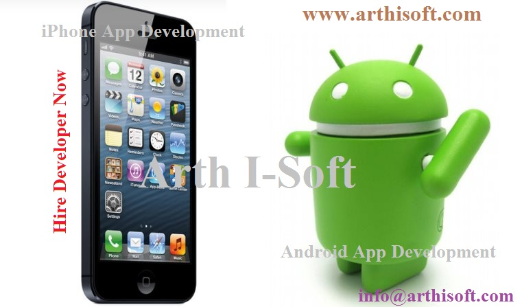 Android App Development – Different from iPhone App Development