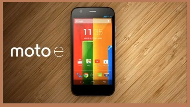 Features of Moto E – Affordable Android Smartphone of 2014